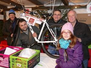 5999 - BdS Fahrrad-Gewinnerin