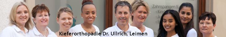 Praxisteam Dr. Ullrich Banner 728 mit Text