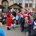 St. Ilgen & Sandhausen: Weihnachtsmärkte bei frühlingshaften Temperaturen