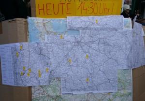 6038 - Karte Luftballon-Wettbewerb GSS