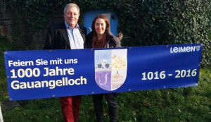 6078 - Gauangelloch - Banner B