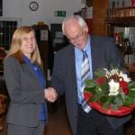 Weihnachtsfeier des Leimener Gemeinderats: Rathaus-Umzug und Wahlen als Themen