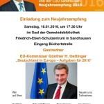 Wahlwerbung 2021 - Landtagswahl