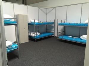 6590 - Halle Sinsheim Flüchtlinge