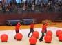 TV Germania: Drums-Alive-Auftritt beim Schaufenster des Turngau Heidelberg