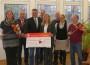 Leimen Aktiv im BdS überreichte Spende über 1.500€ an Musikschule Leimen