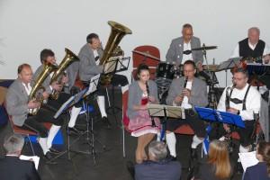 6631 - Neujahrsempfang Stadt Leimen - 1 - Musikverein GA
