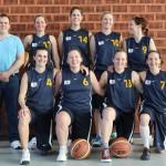 TG Sandhausen: Ü35 Damen sind Baden-Württembergischer Meister
