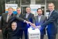 High-Speed-Netz: Erstes Unternehmen an Glasfasernetz angeschlossen