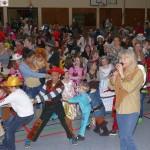 Wettersieger: VSG Kinderfasching zog fast 800 Gäste in die Kurpfalzhalle