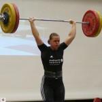 Gewichtheben - AC Germania: Mandy Treutlein auf dem Weg zu alter Stärke