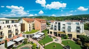Leimens größtes Hotel: Die Villa Toskana
