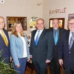 Liberale Hochburg Sandhausen: FDP feiert Gründung des Ortsvereins vor 70 Jahren