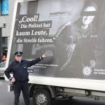 Polizei in Not: GdP-Plakataktion soll Politik wachrütteln