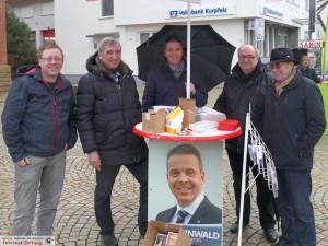 6716 - Wahlkampfstand Dilje CDU