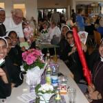 Der Saal war zu klein beim Fest der katholischen Herz-Jesu-Gemeinde Leimen