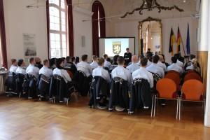 6764 - Neue Polizisten Mannheim