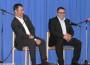 Cem Özdemir und Sahin Karaaslan sprachen in Leimen über Integration und Politik