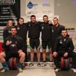 Gewichtheben: St. Ilgener Germanen sichern den 3. Platz mit Saisonbestleistung