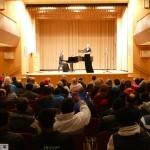 Vielfältige interkulturelle Musiksoirée von Sahin Karaaslan im Leimener Rosesaal