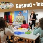 Friedrich-Ebert-Gymnasium Sandhausen: Gesundes Frühstück für alle 5. Klassen