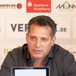 1. FC Nürnberg trennt sich von Ex-SV Sandhausen-Trainer Alois Schwartz