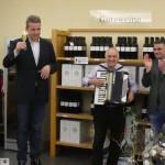 Designierter OB Hans Reinwald feierte nachträgliche Wahlparty mit Unterstützern