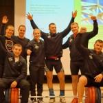 Germanen siegten gegen Samswegen – Gospodinov bester Heber des Abends