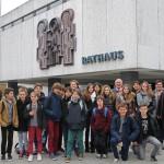 Schüleraustausch brachte Besuchern aus Lège-Cap Ferret die Region näher