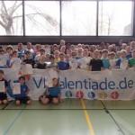 KuSG Handball: </br>Erfolgreiche VR Talentiade der Jugend in Leimen