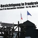 Friedrich-Ebert-Gymnasium: Exkursion ins KZ Natzweiler-Struthof