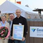 Leimener Firma Geohand erhält Förderpreis
