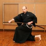 Ab April: Japanische Schwertkunst Momiji-Dōjō beim TV Germania