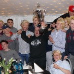 Mannheimer Jungadler feierten Deutsche Meisterschaft im Fody's Leimen
