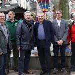 Am Wochenende: Nußlocher Brunnenfest und Tag der offenen Tür im Rathaus