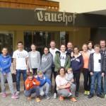 Ostercamp 2016: Traumhafte Tage mit dem TC Blau-Weiß Leimen in Schenna, Italien