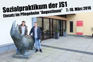 6930 - Sozialpraktikum-Augustinum