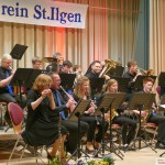 Jahreskonzert Musikverein St. Ilgen: Ein Verein mit Kindern ist ein Verein mit Zukunft