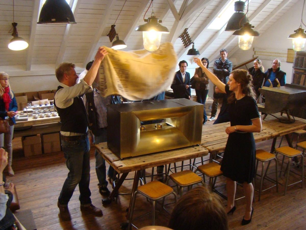 wenn kaffee zur wissenschaft wird pacamara kaffee verkostung im landgut lingental leimen. Black Bedroom Furniture Sets. Home Design Ideas