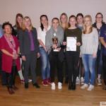 Sportlerehrung Leimen – Mannschaft des Jahres: KuSG U19 Basketballerinnen