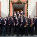 Stadt- und Feuerwehrkapelle Leimen: Konzert der Spitzenklasse in der Mauritiuskirche
