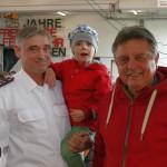 133-jähriges Jubiläum: Feuerwehr Sandhausen präsentiert sich beim Tag der offenen Tür