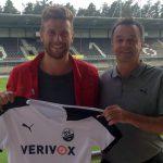 Stürmer Lucas Höler von Mainz 05 heuert am Hardtwald an