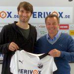Markus Karl kommt vom 1. FCK und läuft künftig für den SVS am Hardtwald auf