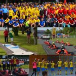 Internationales Sportfest der Partnerstädte in Nußloch 2016