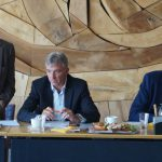 CDU Landtagsabgeordnete diskutierten mit Kreistagsfraktion