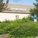 Akustikwände in der Sportparkhalle einsturzgefährdet – Sanierung beschlossen