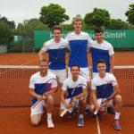 Tennisclub Blau-Weiß Leimen: Herren 1 siegen weiter