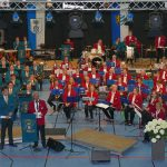 Beeindruckendes Galakonzert von Feuerwehrkapelle und Stadtkapelle Wiesloch