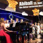 Verabschiedung des Abiturjahrgangs 2016 am Friedrich-Ebert-Gymnasium
